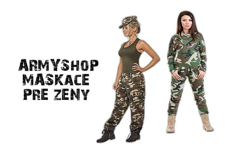 439c3fa81cc4 damske maskace detské maskáče maskace. army shop ...