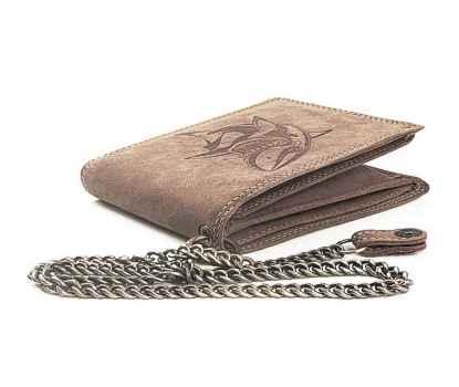 3ebc32729 Peňaženky sa vyskytujú sa v celej škále farieb, materiálov či už je to koža,  textil, nylon. Veľkosť je závislá na veľkosti peňazí. Existujú varianty len  na ...