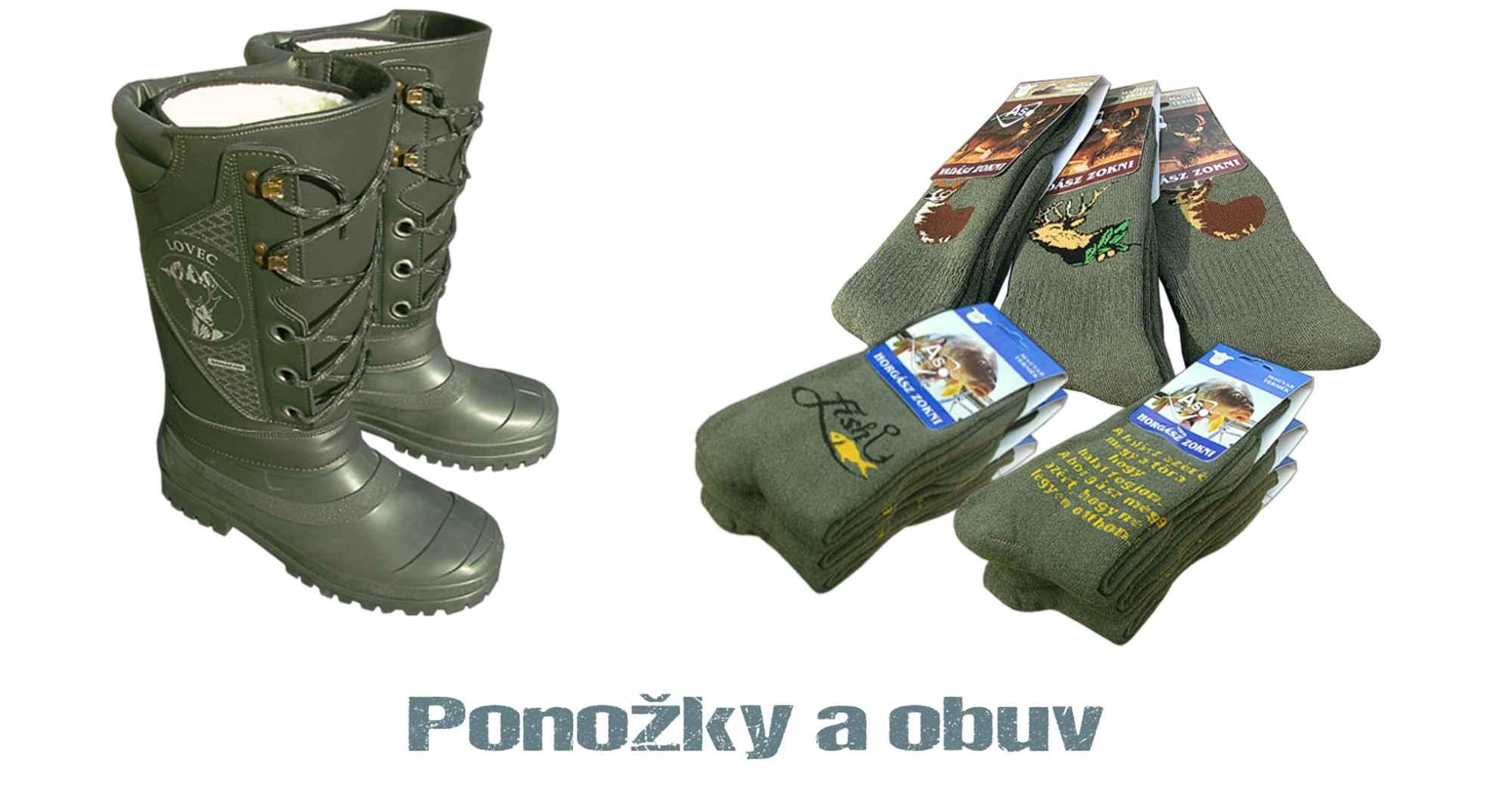 8b9fb8a8393e ... oblečenie a doplnky pre rybárov a poľovníkov ako ponožky a obuv a pod.
