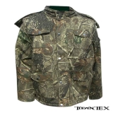 Bunda LOSHAN zateplená 3/4 Realtree Oak green 3 v 1