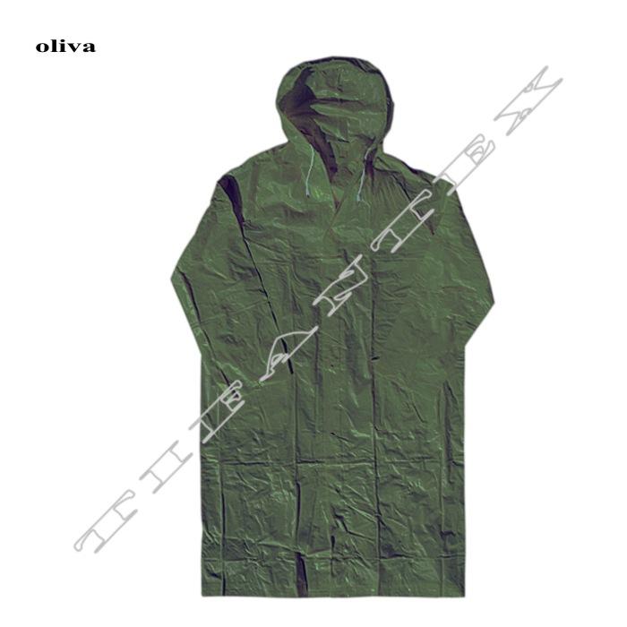 1ab66d7e7b pršiplášť Raincoat zelená