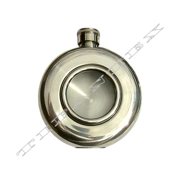 Ploskačka Glass 160ml Matná