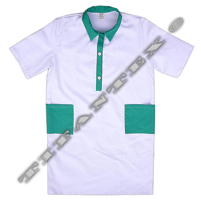 ac48563c3667 Košeľa dlhá HILDA - pracovné odevy pre zdravotníkov