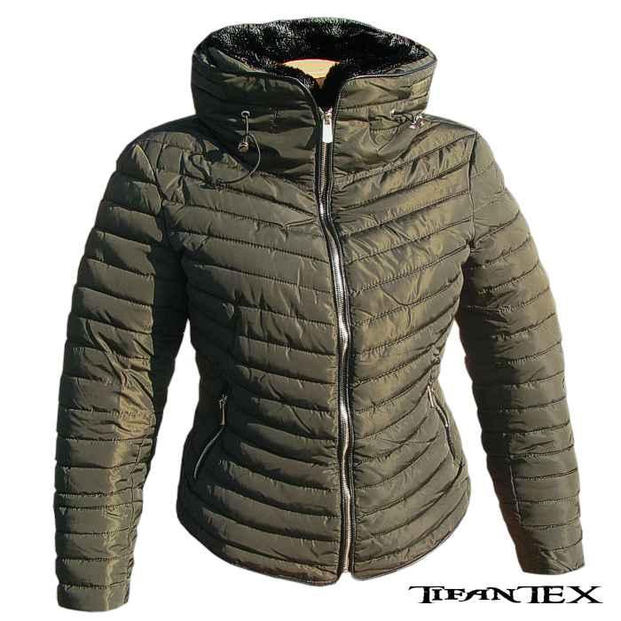 6be97c505 Bunda dámska zimná Dromedar oliva | TifanTEX Army shop Nitra