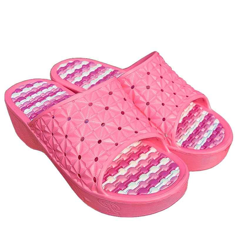 8b1a557416c0d dámske kroksy PLAME ružové | TifanTEX obuv