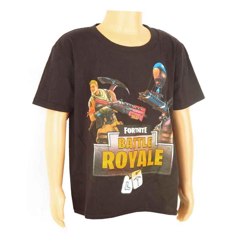 af3e74e82ae1 detské tričko Fortnite Battle Royale čierne