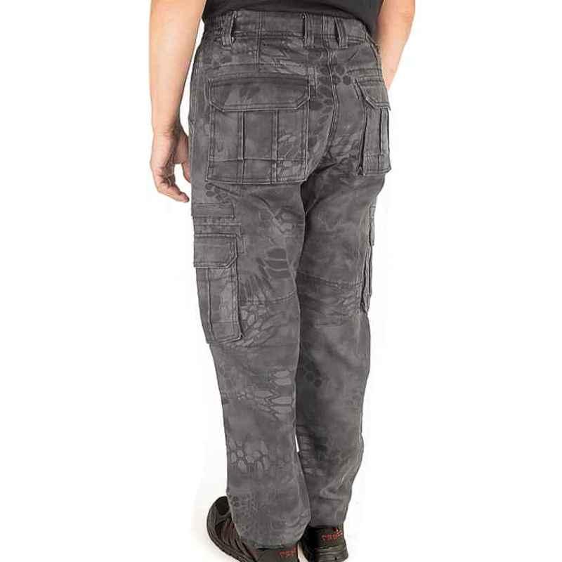 maskáčové nohavice Loshan kryptek typhon zateplené  97b673b590a