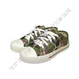 Tenisky maskáčové dámske vysoké WOODLAND GREEN - TifanTEX obuv 0298efb59d2