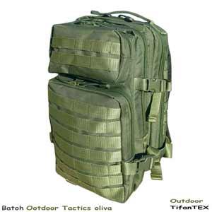 47785401e Batoh Outdoor Tactic oliva | Tifantex eshop a veľkoobchod