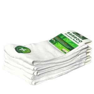 60944bb67d dámske ponožky aura.via biele antibakteriálne 5ks empty