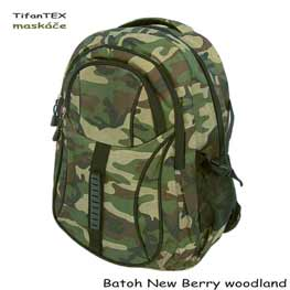 17a79efa40 maskáčový ruksak Salom Sport digital woodland