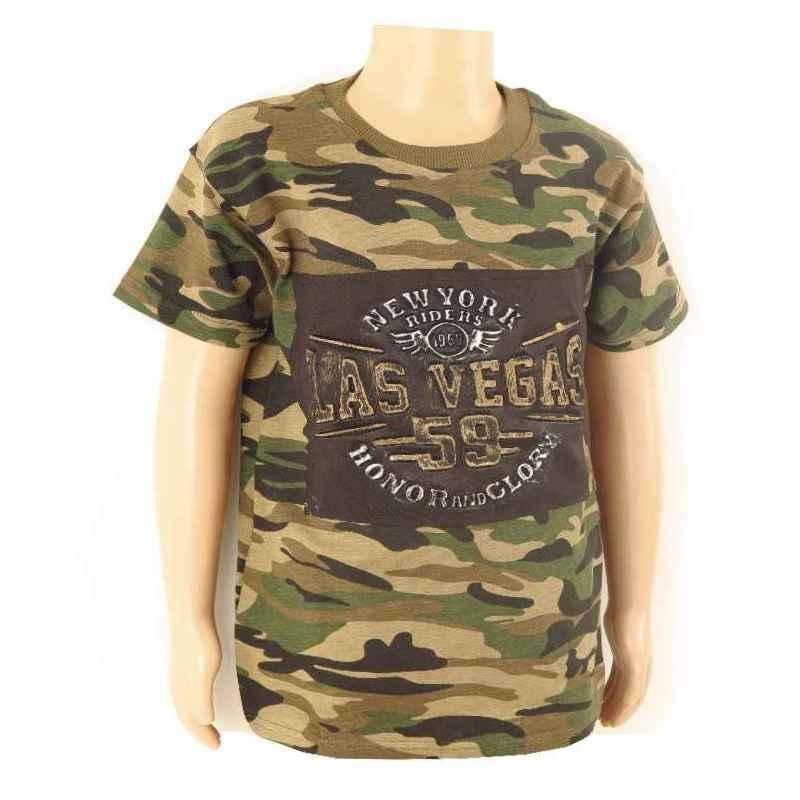 387ad91f153c detské maskáčové tričko 3D Las Vegas
