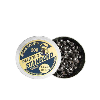 Diabolky STANDARD 4,5 mm 200ks