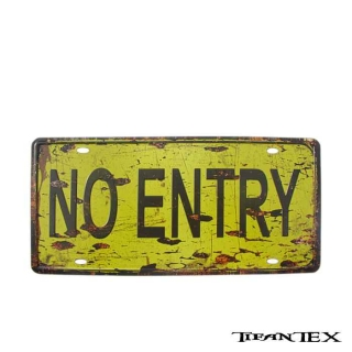 Tabula RETRO NO ENTRY