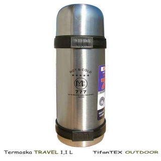 Termoska TRAVEL 1,1 L