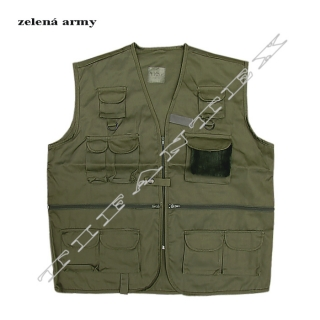 Vesta SECURITA zelená army